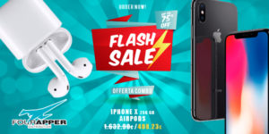 Flash Sale Four Apper