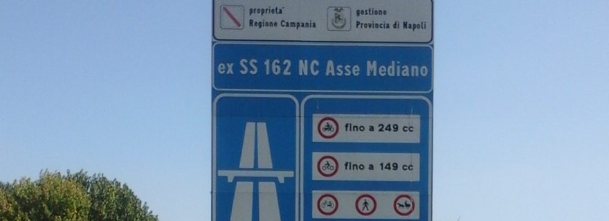 Asse Mediano