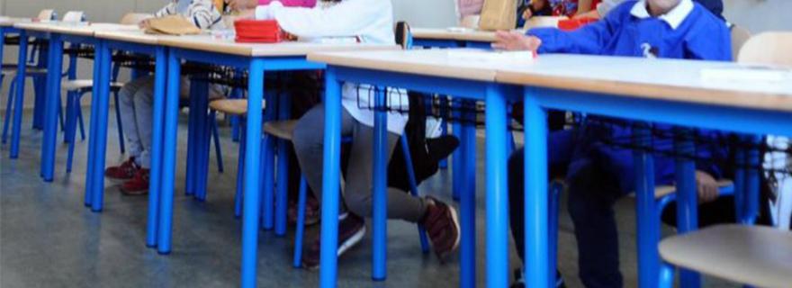 bambini scuola Sant'Antimo