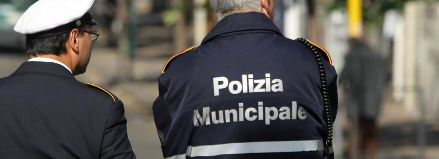 polizia municipale afragola