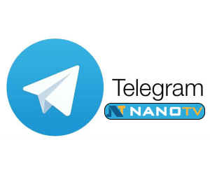 Telegram NanoTV 300