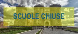 Scuole Chiuse Napoli