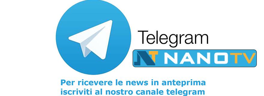Telegram NanoTV