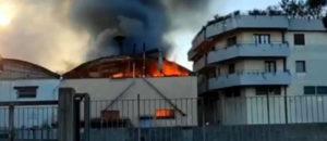 Casoria Incendio
