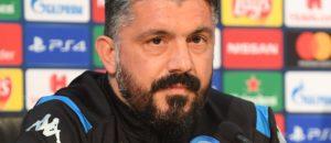 Gattuso Napoli Conferenza