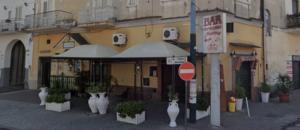 Bar Morra Sant'Arpino Furto