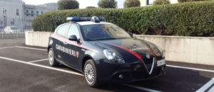 Carabinieri Tamponi