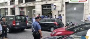 Chiaia Napoli Barbiere Ferito