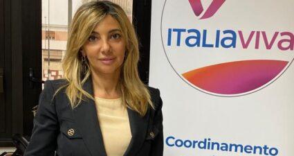 Barbara Preziosi - Coordinatrice Provinciale di Italia Viva