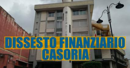 CASORIA DISSESTO FINANZIARIO