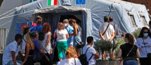 Covid Campania Cotugno Tamponi