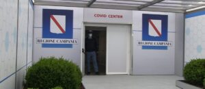 Covid Center Ospedale del Mare
