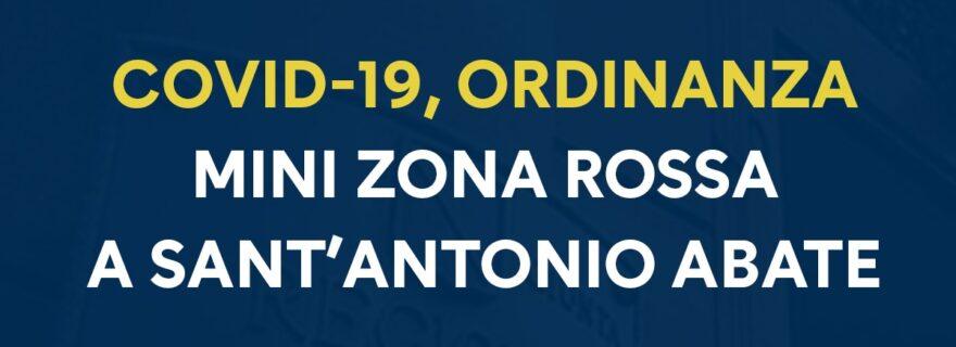 DE Luca Ordinanza Sant'Antonio Abate