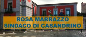 ROSA MARRAZZO SINDACO CASANDRINO