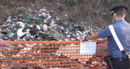 pomigliano rifiuti