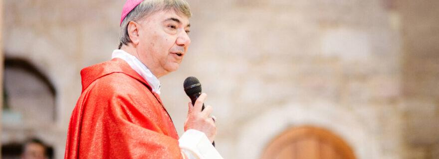 Domenico Battaglia Arcivescovo NAPOLI