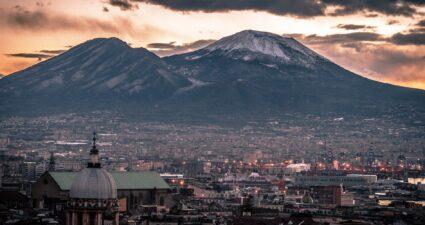 Vesuvio Neve