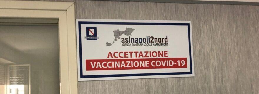 Vaccini Covid Asl Napoli 2 Nord