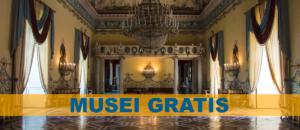 CAMPANIA MUSEI GRATIS