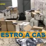 CASORIA SEQUESTRO