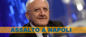 DE LUCA COMUNALI NAPOLI
