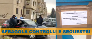 afragola controlli sequestri