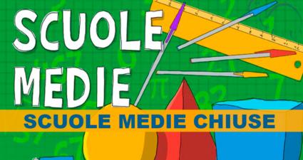 campania scuole medie
