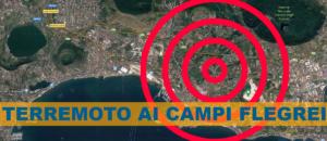 terremoto campi flegrei pozzuoli