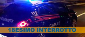 Casoria festa 18anni Carabinieri