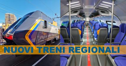 Nuovi treni regionali campania