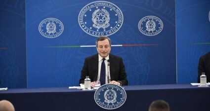Draghi condono Cartelle Esattoriali