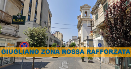 GIUGLIANO ZONA ROSSA RAFFORZATA