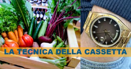 Acerra Truffa Cassetta Frutta