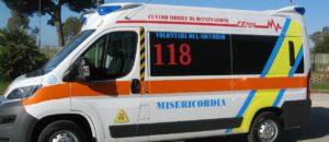 Ambulanza Caserta