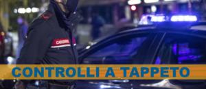 Controlli Carabinieri Pasqua