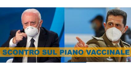 DE LUCA FIGLIUOLO VACCINI