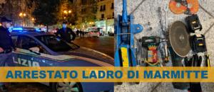 Pomigliano Ladro Marmitte