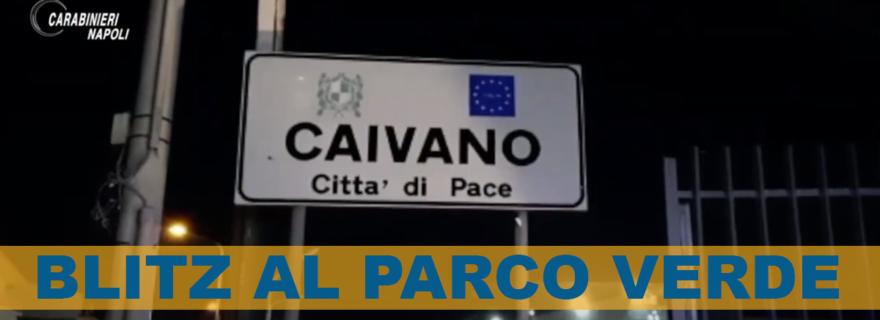 CAIVANO BLITZ PARCO VERDE