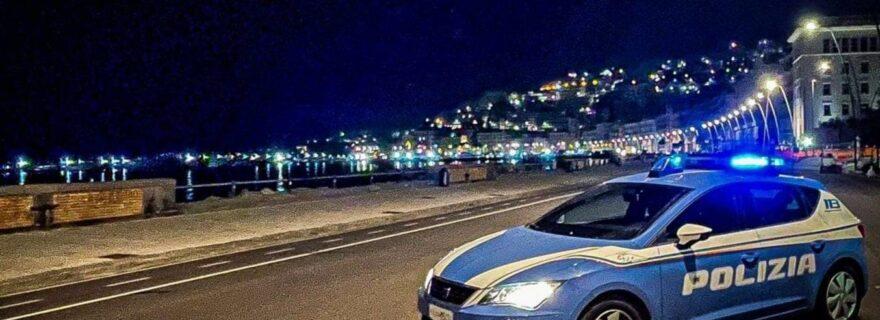 Polizia Napoli Lungomare