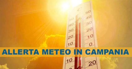 Campania Ondata Caldo