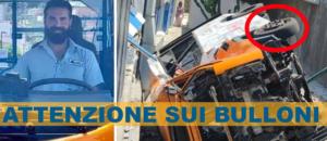Capri Incidente bus