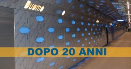 Stazione Duomo Metro Napoli