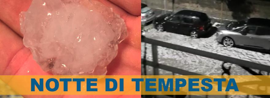 Tempesta Temporale Napoli