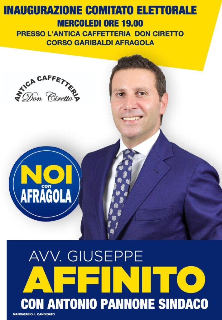 Giuseppe Affinito Afragola