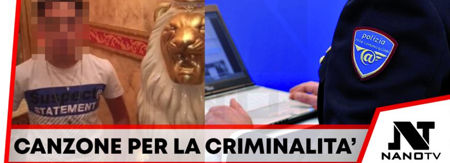 Ragazzino Canzone Criminalità
