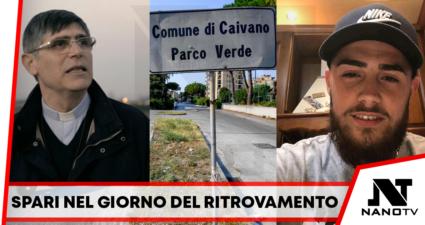 Don Maurizio Patriciello Caivano Antonio Natale