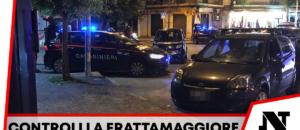 Frattamaggiore Controlli Carabinieri Movida