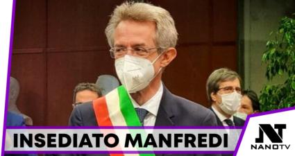 Manfredi Sindaco Napoli