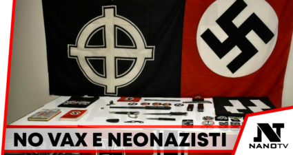 NoVax Neonazisti Napoli