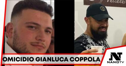 Omicidio Gianluca Coppola Casoria